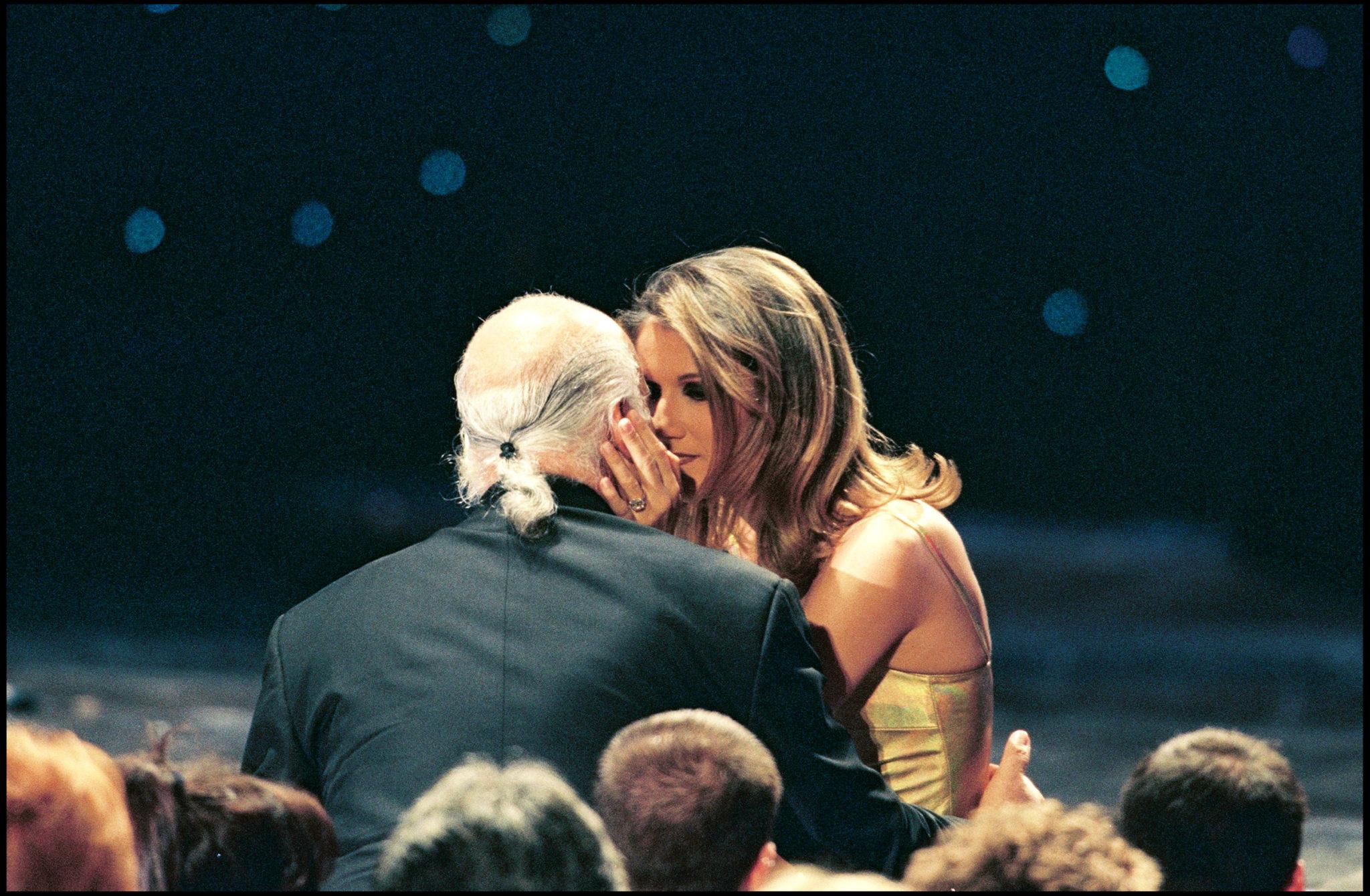 Céline Dion i Rene Angelil w 1997 roku