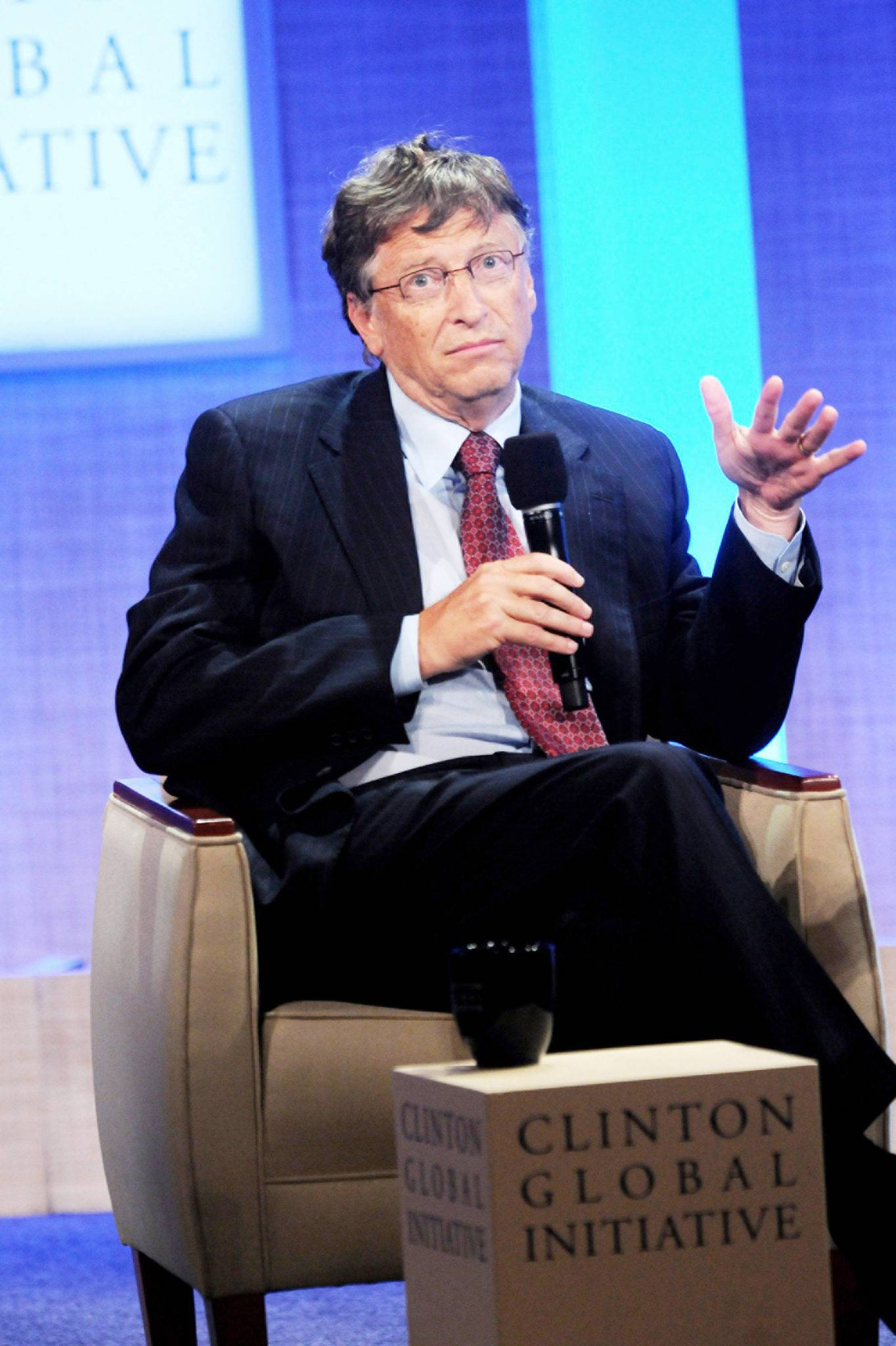 Bill Gates – założyciel firmy Microsoft