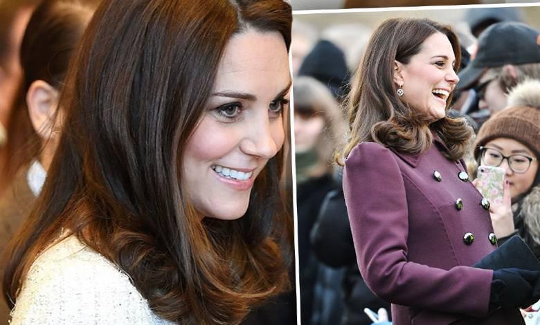 Księżna Kate urodzi córkę?