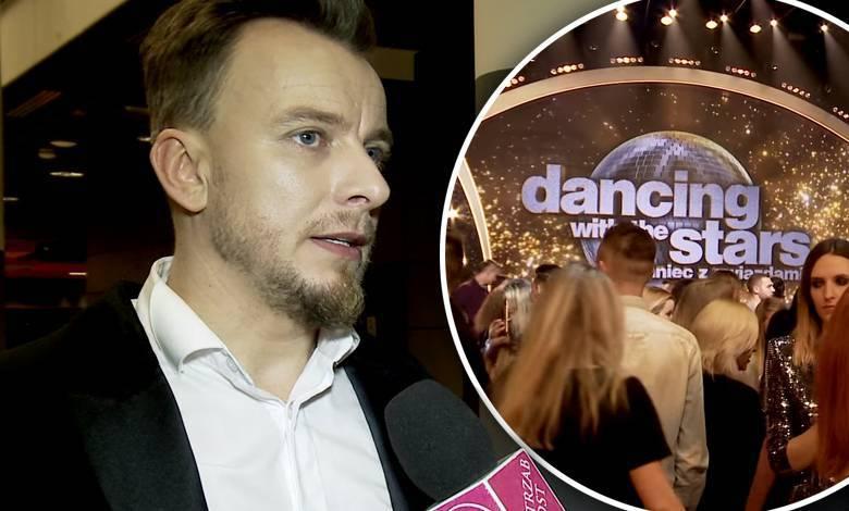 Piotr Kupicha o udziale w tańcu z gwiazdami
