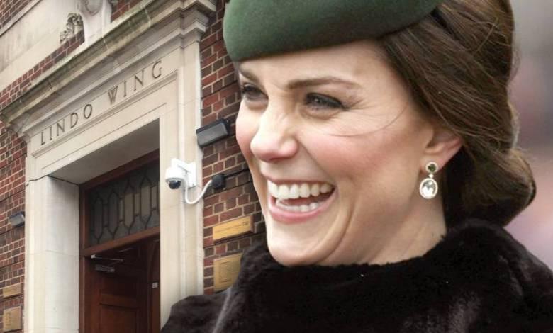 Księżna Kate urodziła?