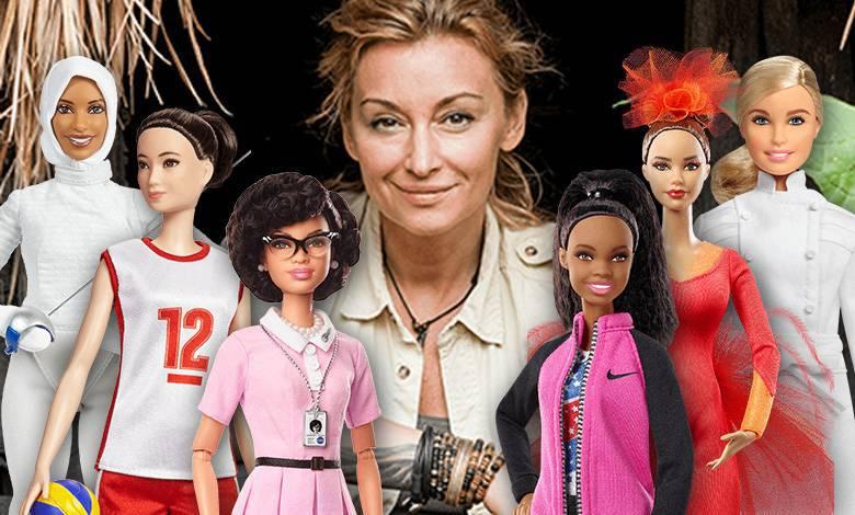Martyna Wojciechowska w kolekcji Barbie - Role Models
