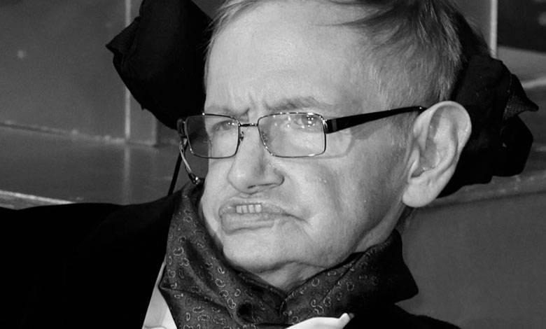 Stephen Hawking nie żyje