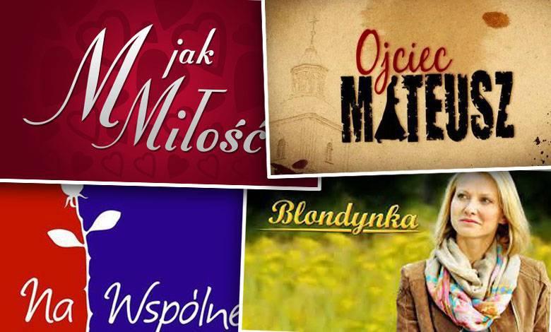Ranking polskich seriali