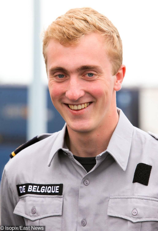 Książę Joachim z Belgii