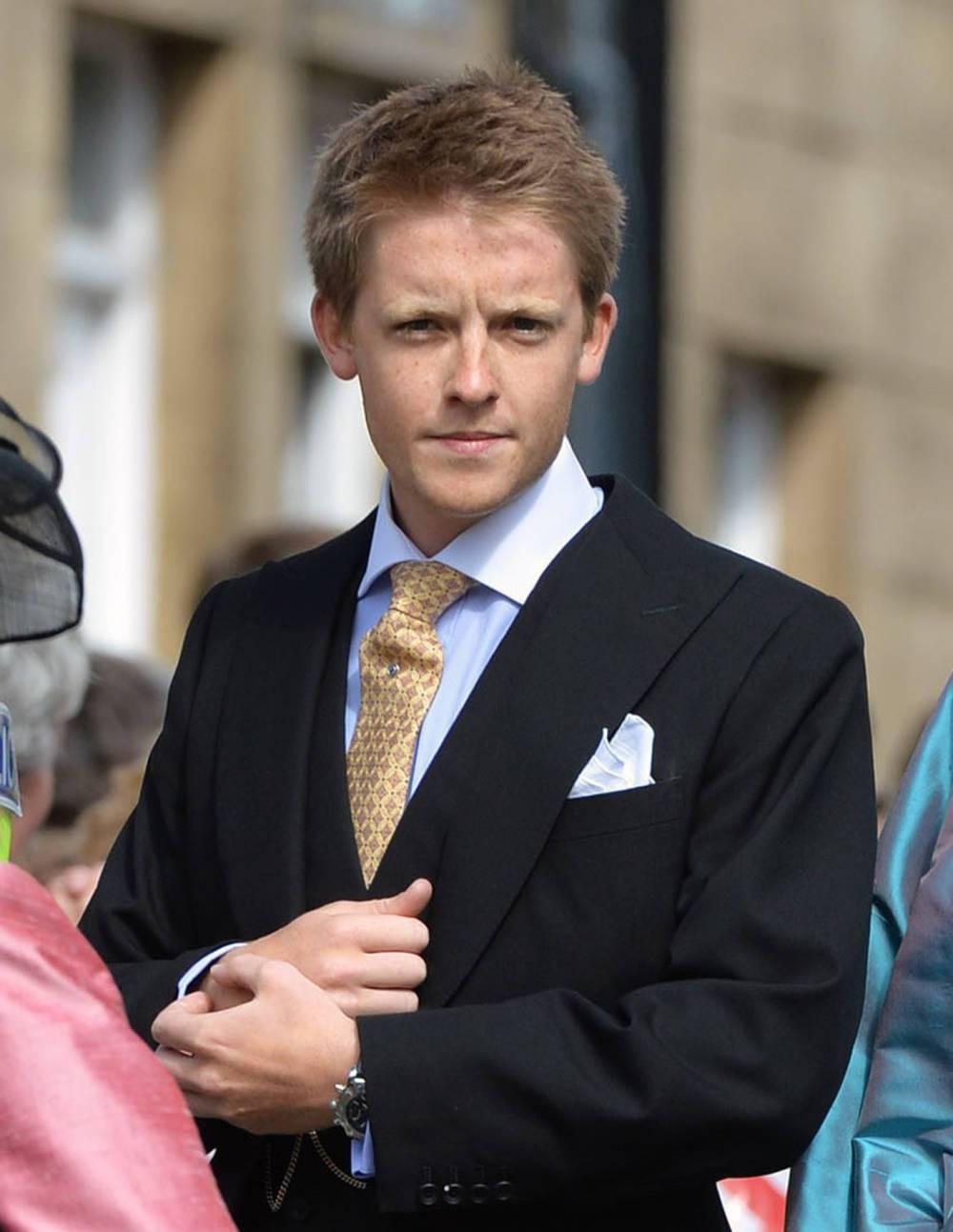 Hugh Grosvenor z Wielkiej Brytanii (fot. ONS)