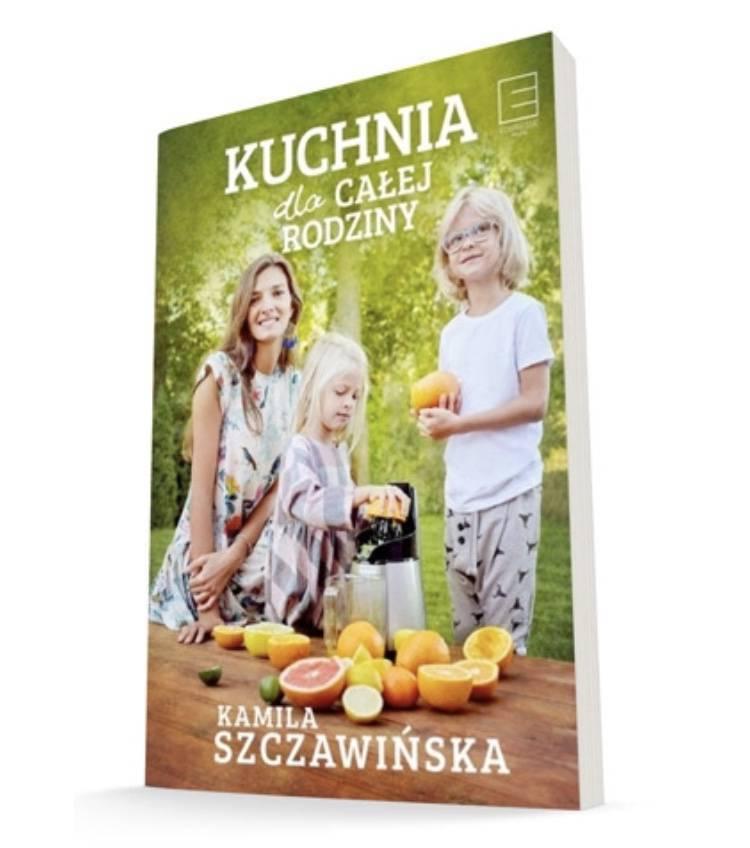 Gwiazdy zakochane w wyciskarce Hurom - Kamila Szczawińska