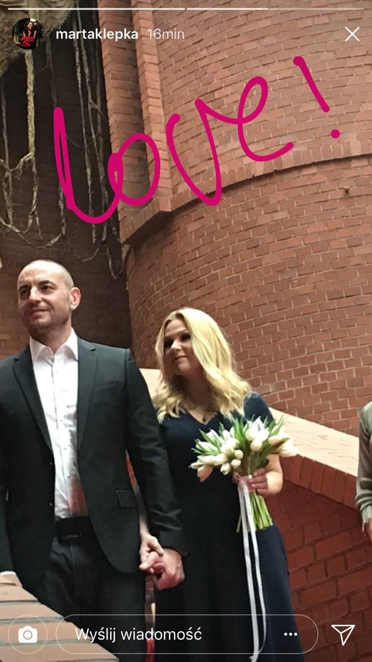 Kasia Bujakiewicz wzięła ślub w tajemnicy