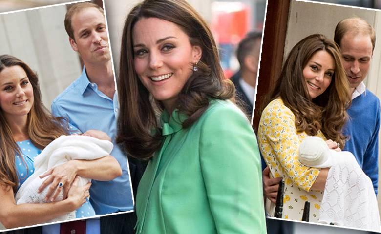 Księżna Kate – poród