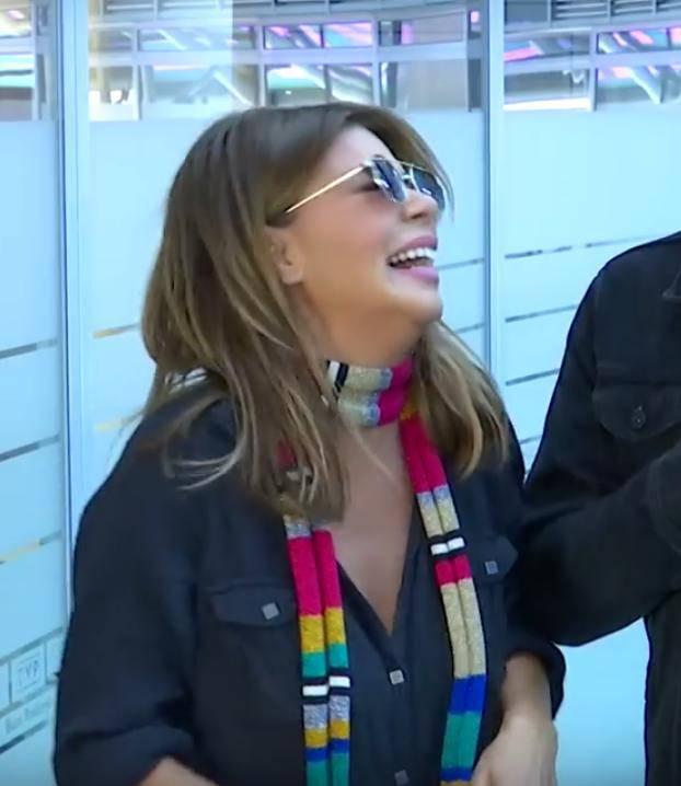 Edyta Górniak dostała ataku śmiechu podczas wywiadu