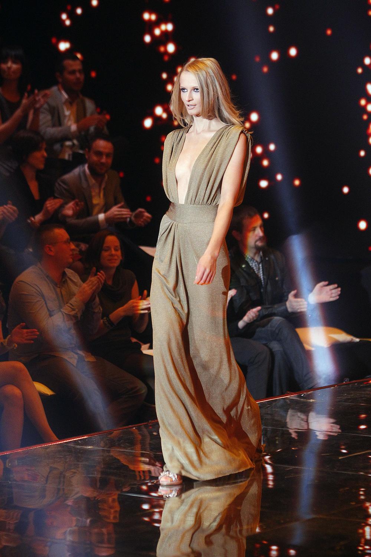 Anna Piszczałka w finale Top Model