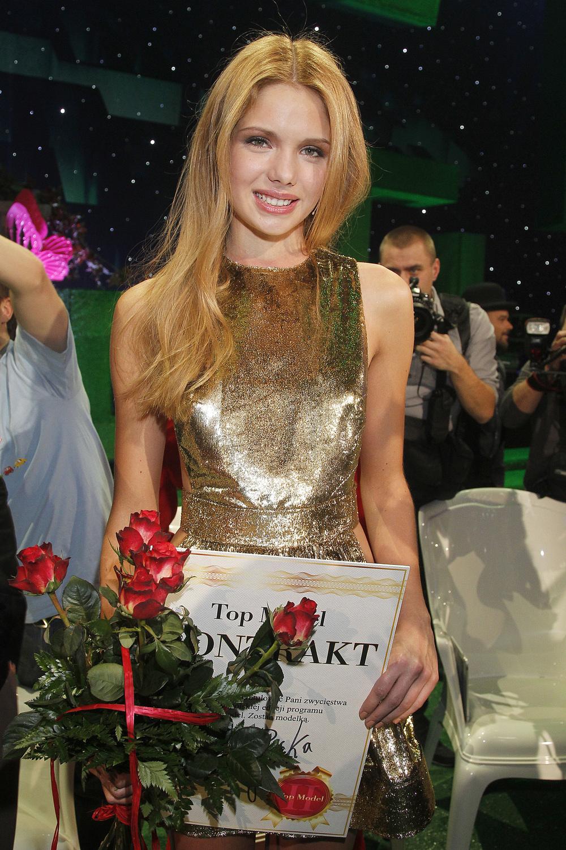 Olga Kaczyńska wygrała drugą edycję Top Model