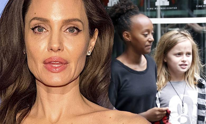 Angelina Jolie nie lubi makijażu