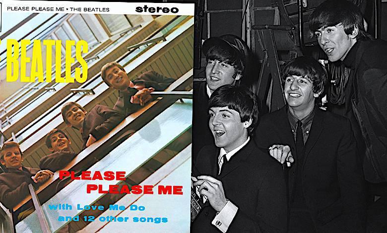 The Beatles rocznica płyty Please Me Please Me