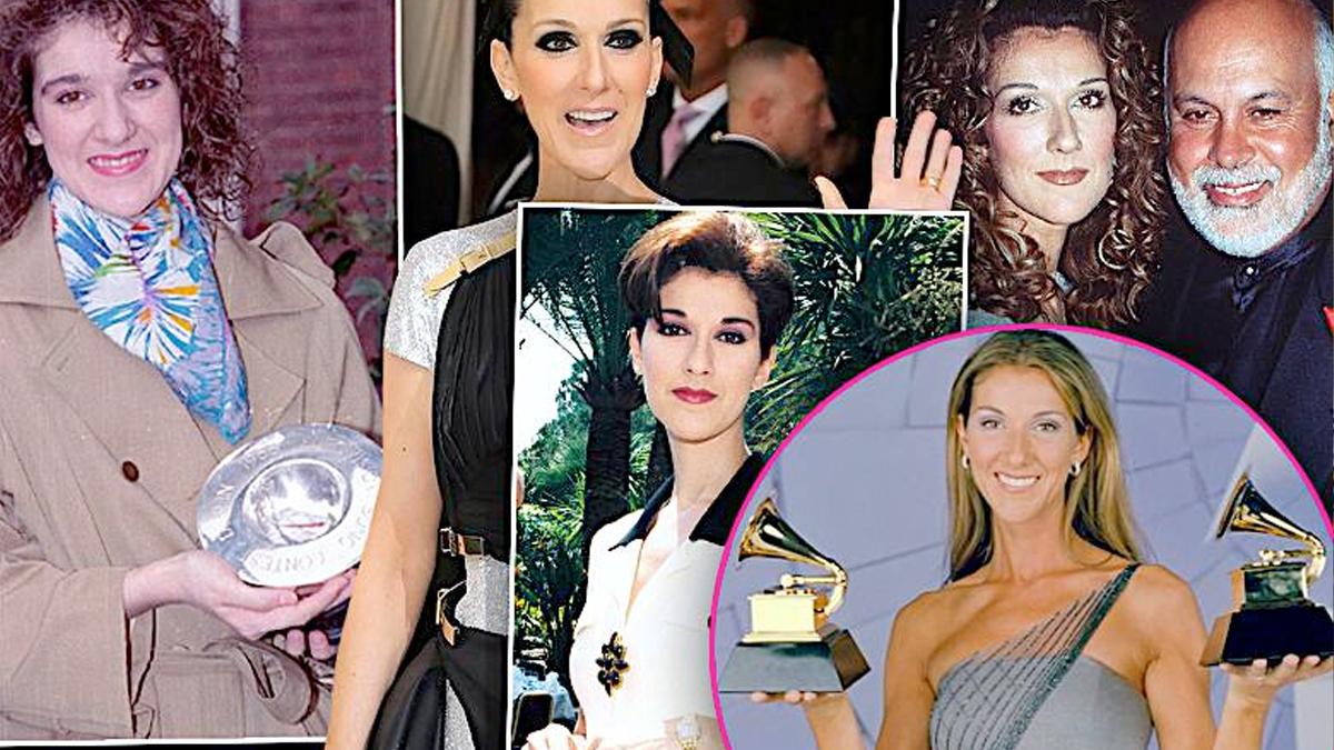 Celine Dion – metamorfoza