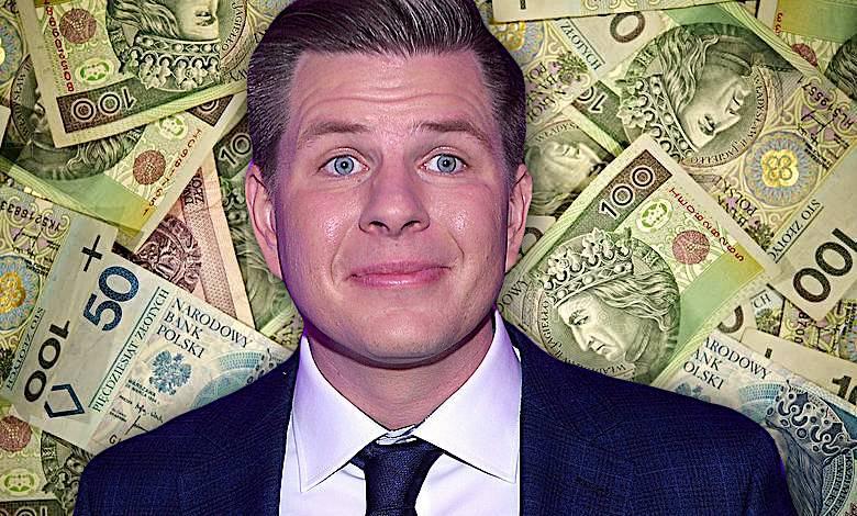 Filip Chajzer ile zarabia