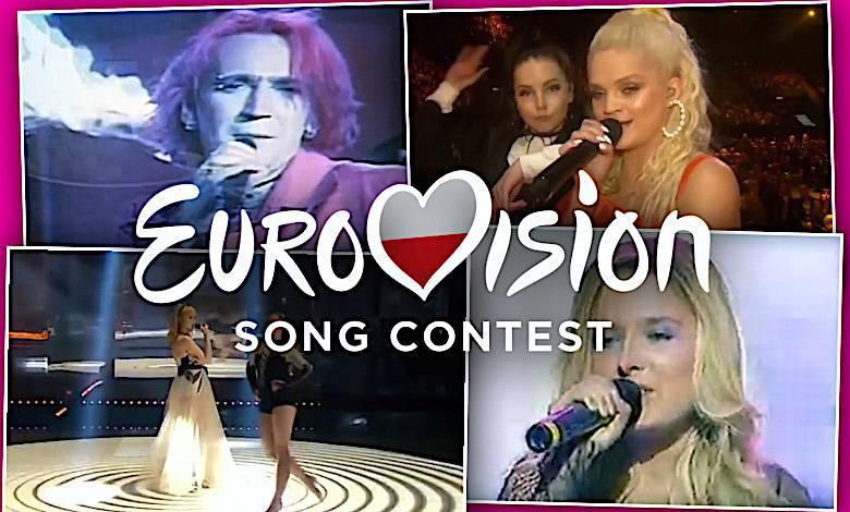 eurowizja preselekcje polacy za granicą