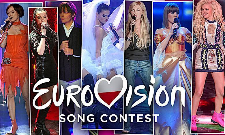 Eurowizja preselekcje kto zajął drugie miejsce?