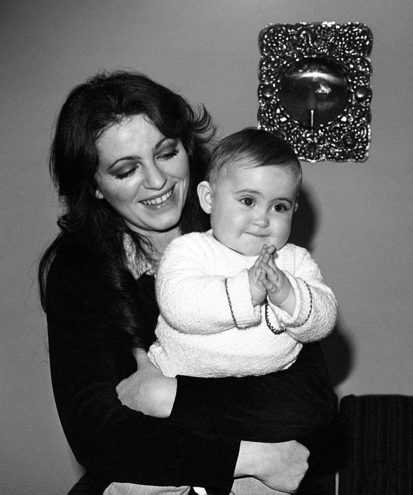 Anna Jantar z Natalią Kukulską (zdj. AKPA)