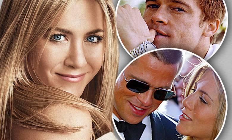Jennifer Aniston chce wrócić do Brada Pitta?
