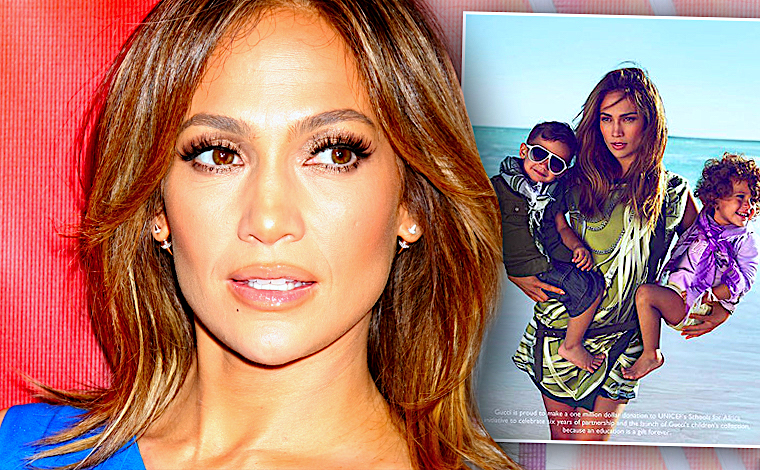 Jennifer Lopez dzieci