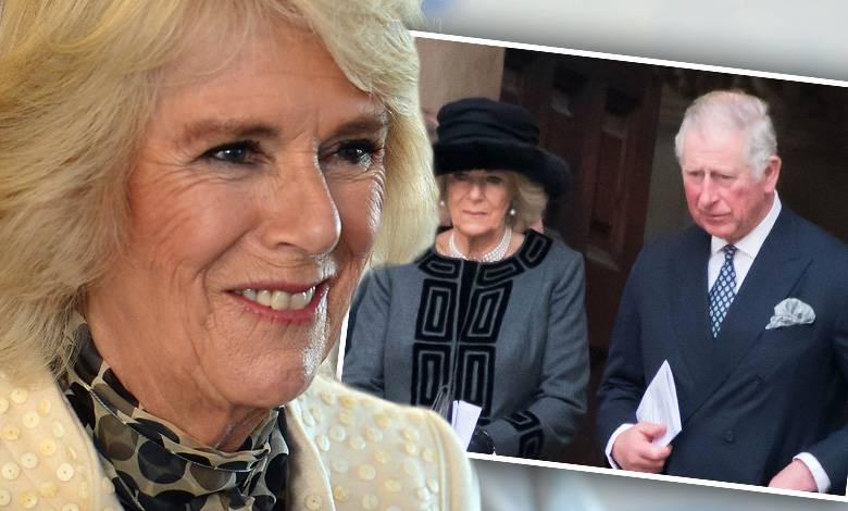 Tytuły księżna Camilla
