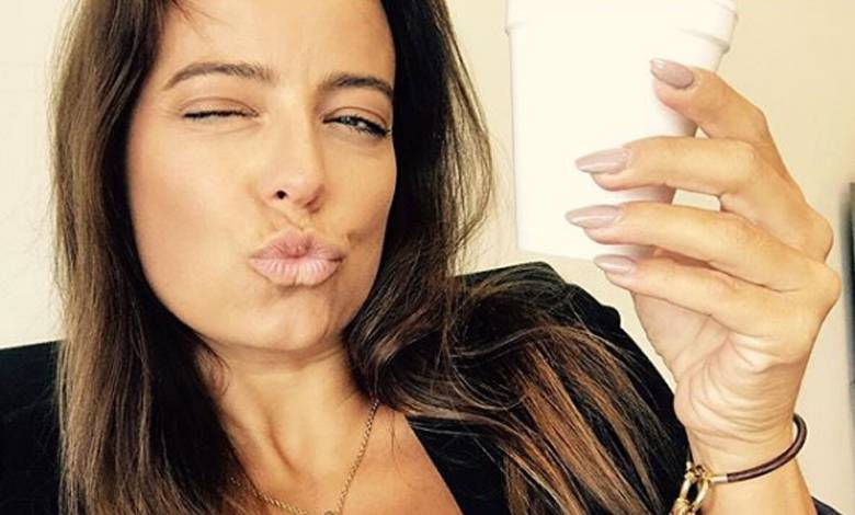 Jak Ania Mucha świętuje pół miliona obserwujących na Instagramie
