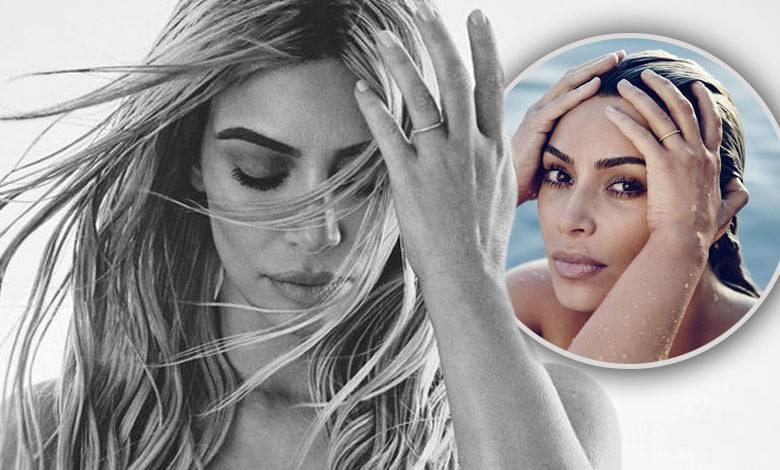 Kim Kardashian w szczerym wywiadze dla magazynu Elle