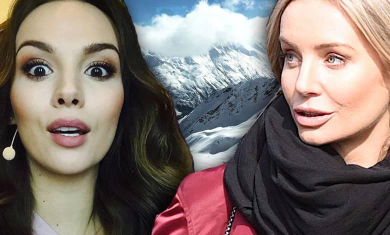 Paulina Krupińska i Agnieszka Woźniak-Starak wyjechały w góry