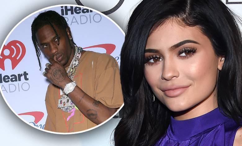 Kylie Jenner zaręczona z Travisem Scottem?