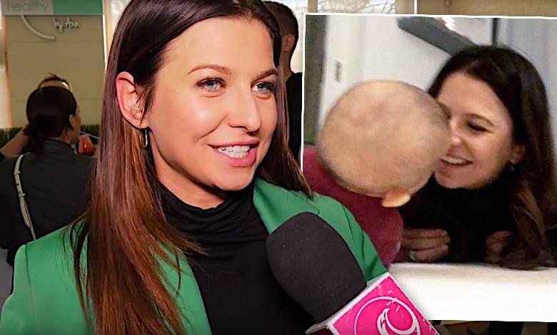 Anna Lewandowska o macierzyństwie