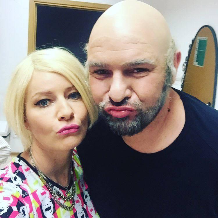 Małgorzata Kożuchowska i Tomasz Karolak w Rodzinka.pl