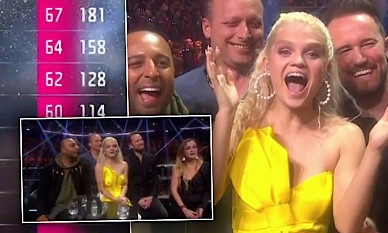 Margaret Szwecja Eurowizja 2018