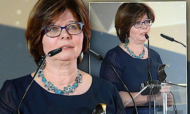 Maria Stachurska przemówienie