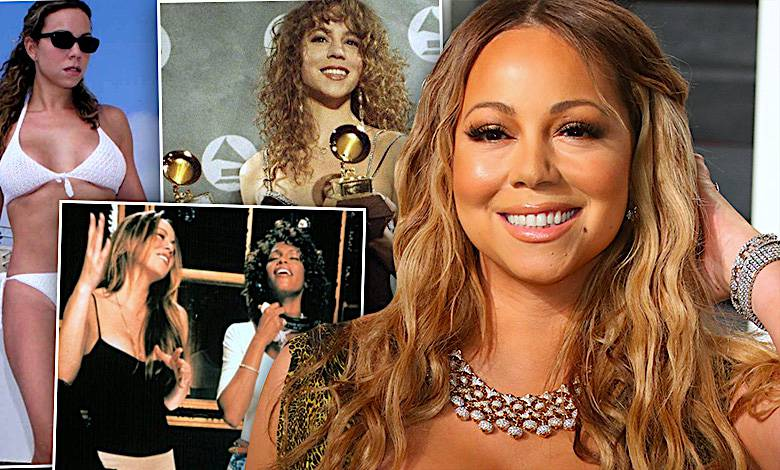 Mariah Carey kariera, skandale