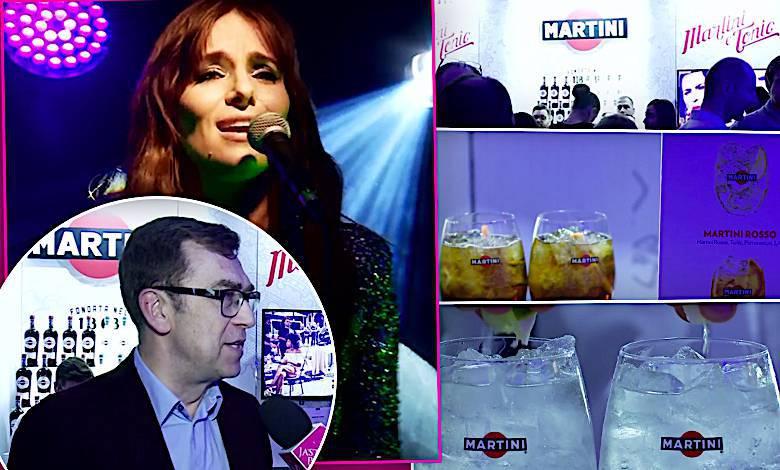 Martini, koncert Anny Czartoryskiej