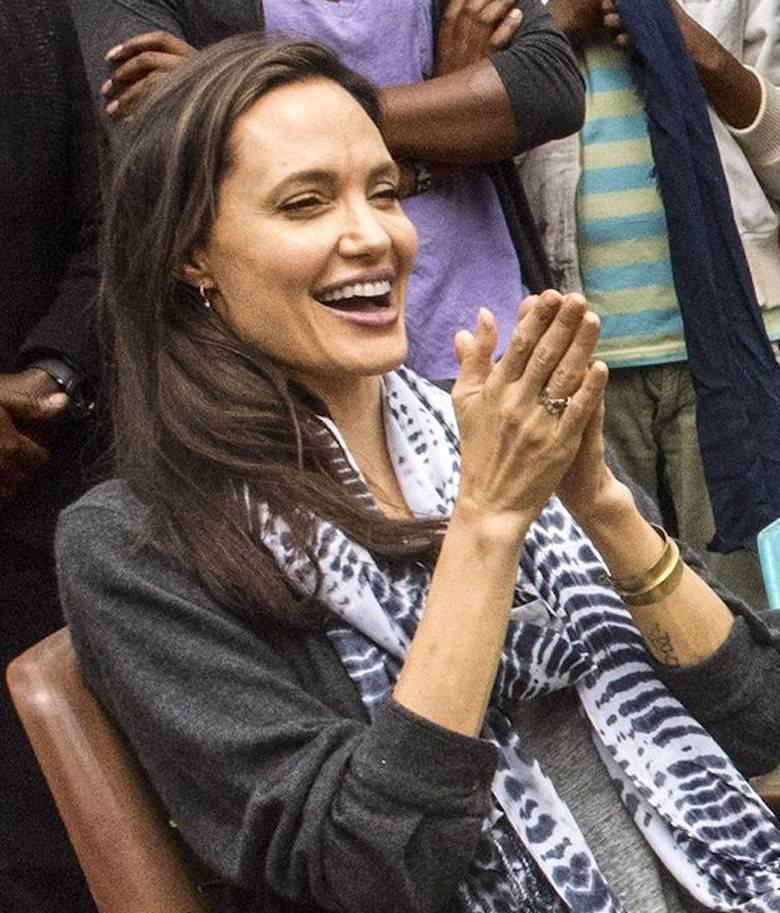 Angelina Jolie znowu schudła