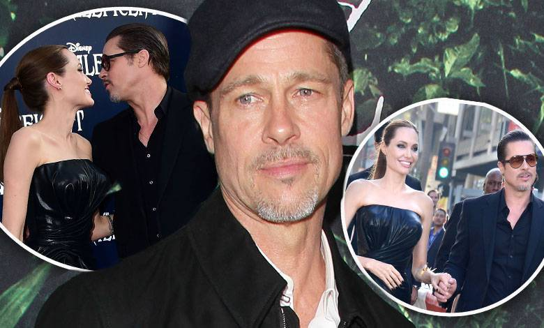 Brad Pitt załamany po rozstaniu z Angeliną Jolie