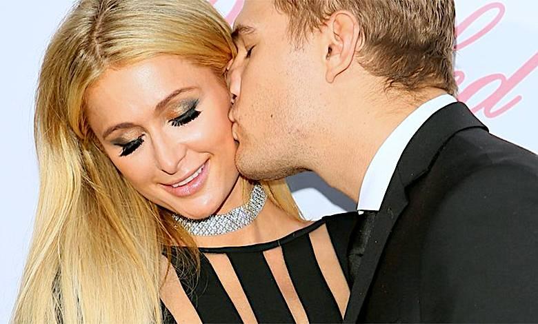 Paris Hilton i Chris Zylka slub