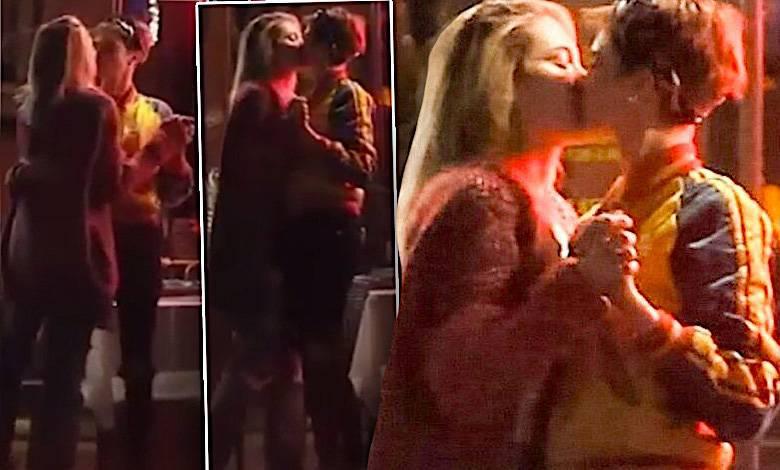 Paris Jackson i Cara Delevingne całują się