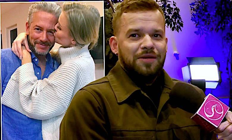 Michał Piróg, zaręczyny Joanny Krupy