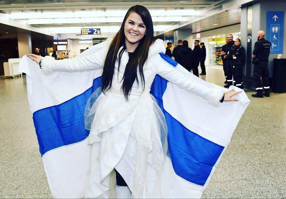 Saara Aalto z Finlandii na Eurowizji 2018 jest lesbijką