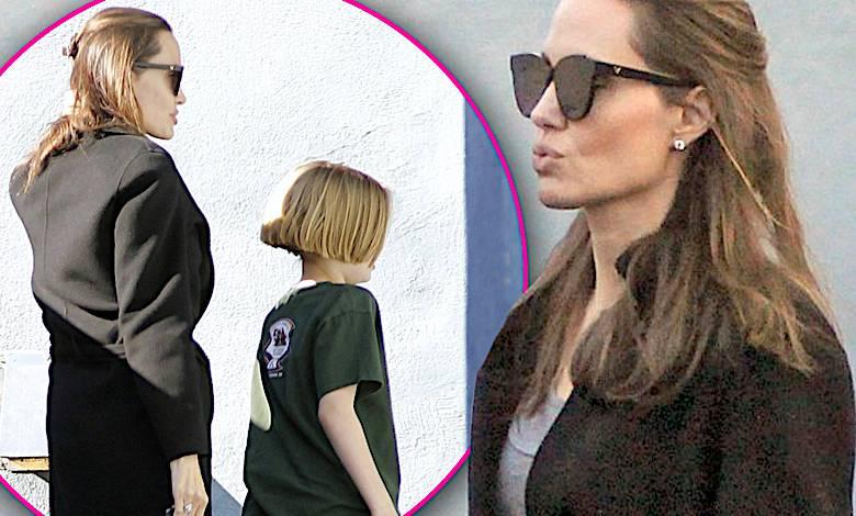 Angelina Jolie i Vivienne