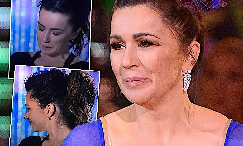 Beata Tadla popłakała się w Tańcu z gwiazdami