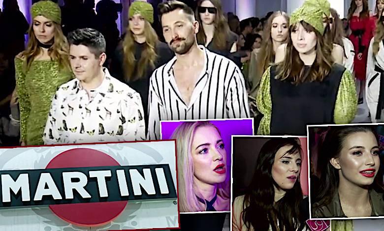 Thecadess x Martini