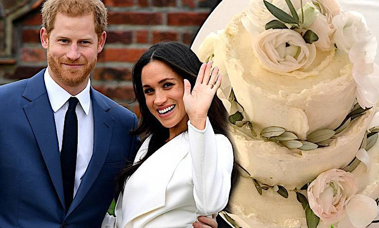Tort ślub Harry i Meghan