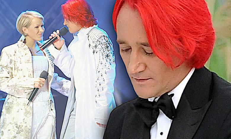 Michał Wiśniewski, Eurowizja, Ich Troje