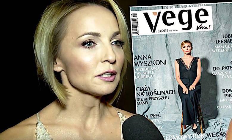 Ania Wyszkoni wegetarianizm