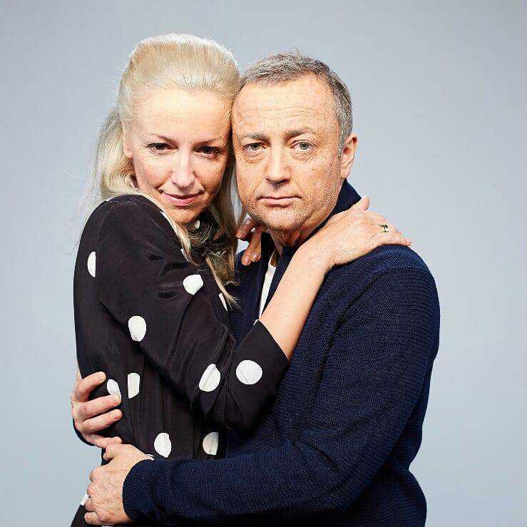 Dorota i Czesław Mozilowie w The Story Of My Life. Historia naszego życia