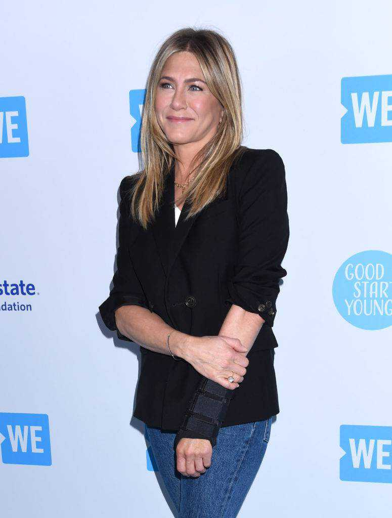 Jennifer Aniston na WE Day California 2018